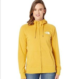 North Face Half Dome Zip Hoodie—NWT